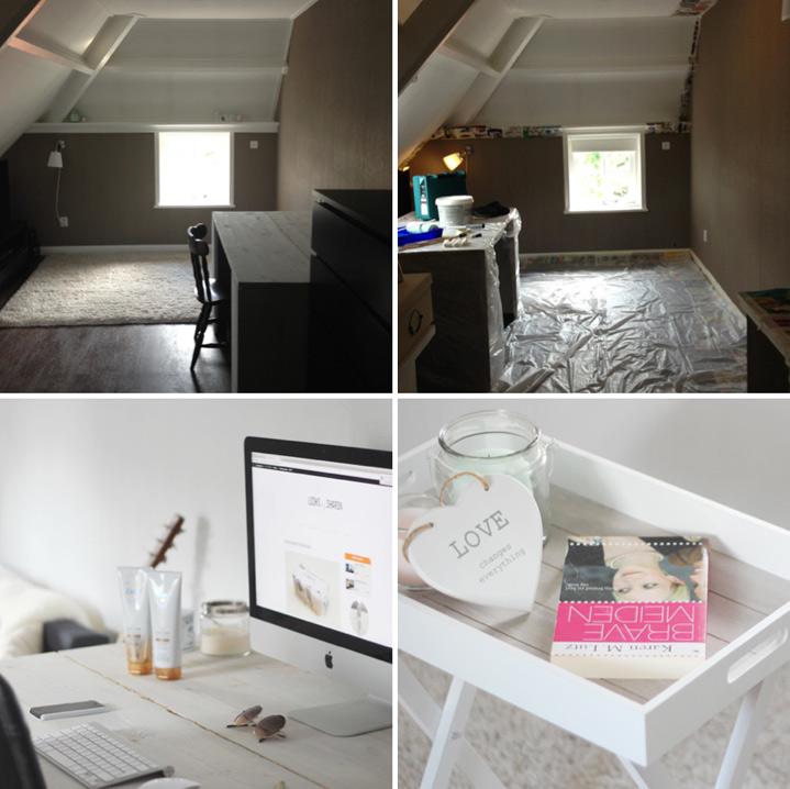 Wit witter witst sharonvanbommel nl - Modern behang voor volwassen kamer ...