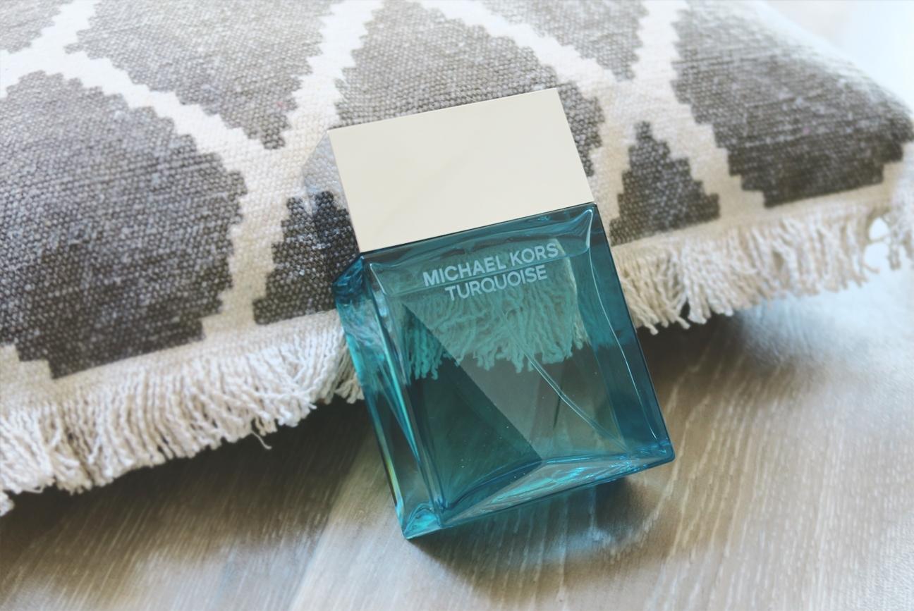 michael kors turquoise