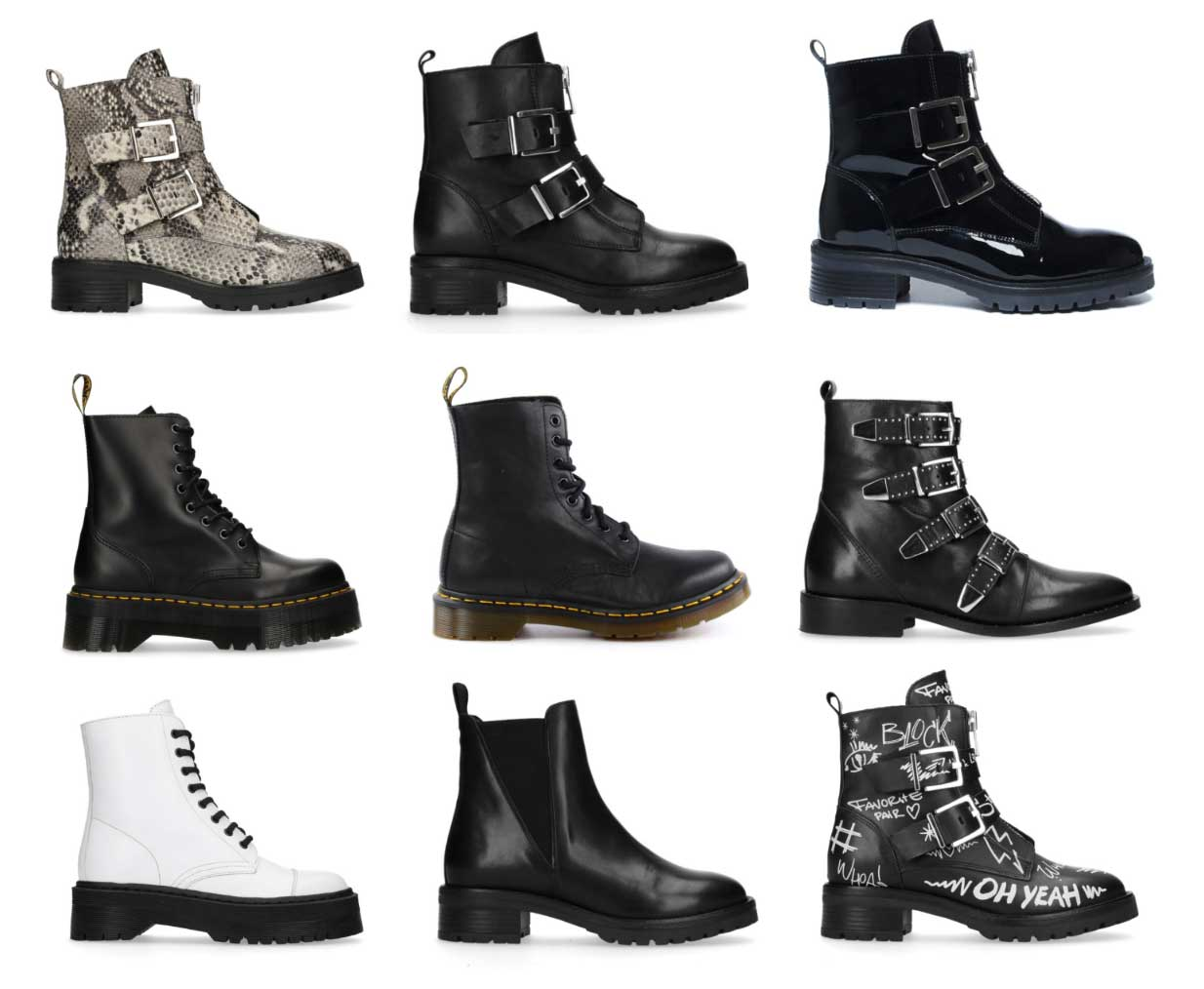 stoere boots