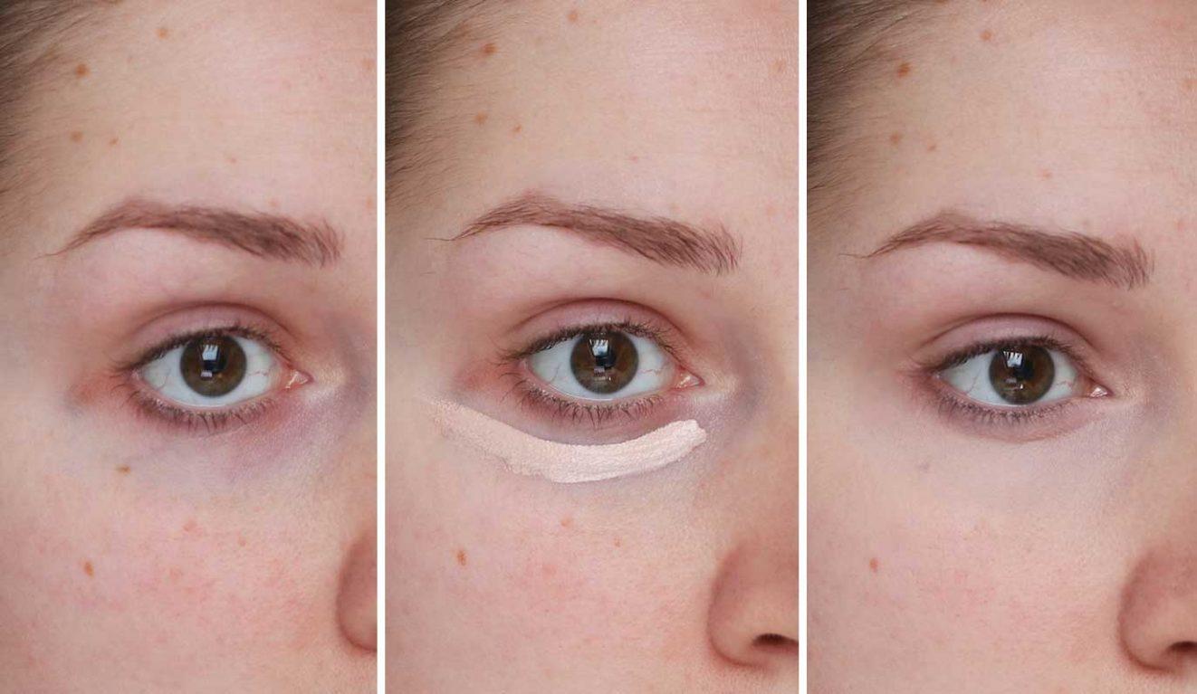 hema under eye concealer
