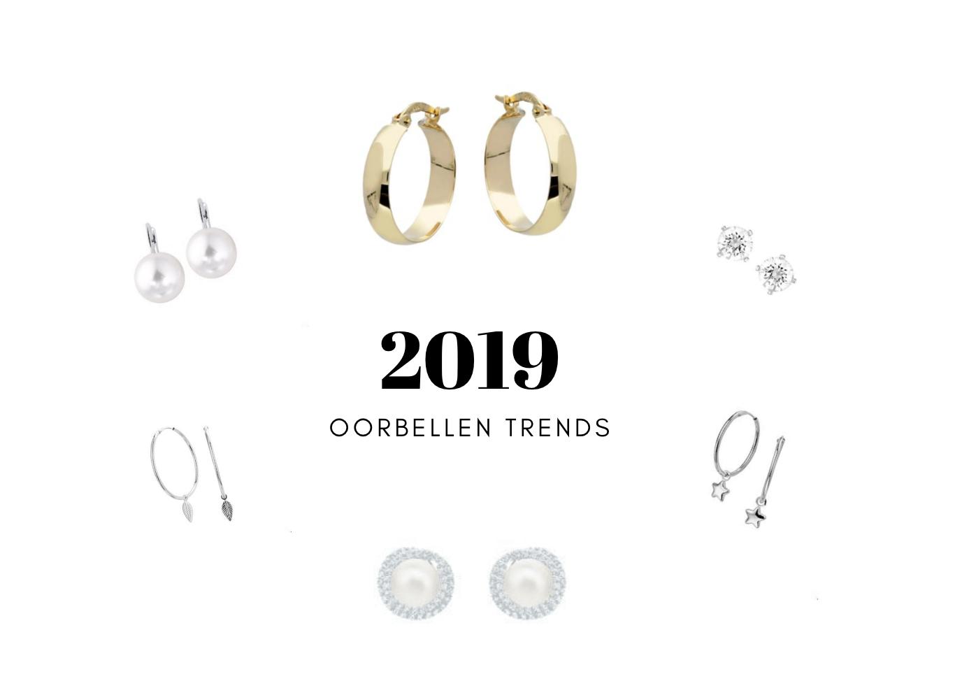oorbellen trends 2019