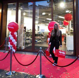 TK MAXX Nijmegen opening