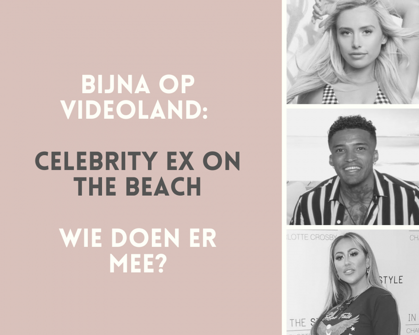 Celebrity Ex On The Beach Videoland
