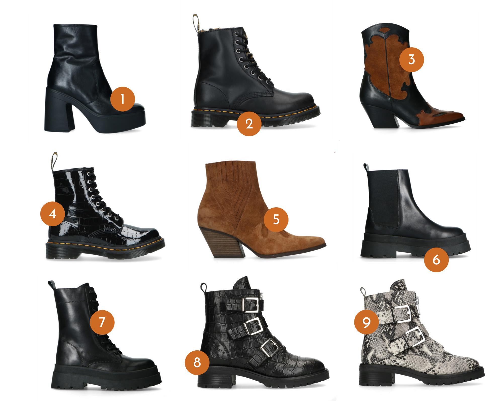 boots herfst 2020