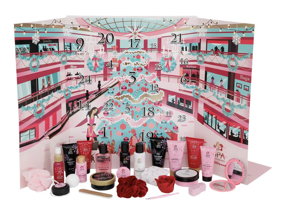 Spa Exclusives Adventskalender