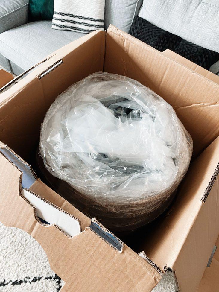 Emma matras verpakking