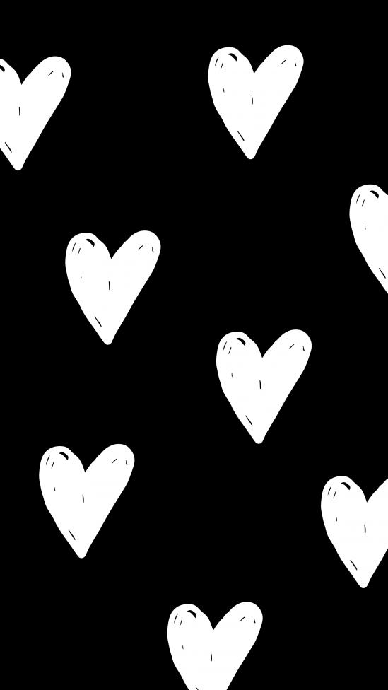 leuke achtergronden voor je telefoon zwart wit