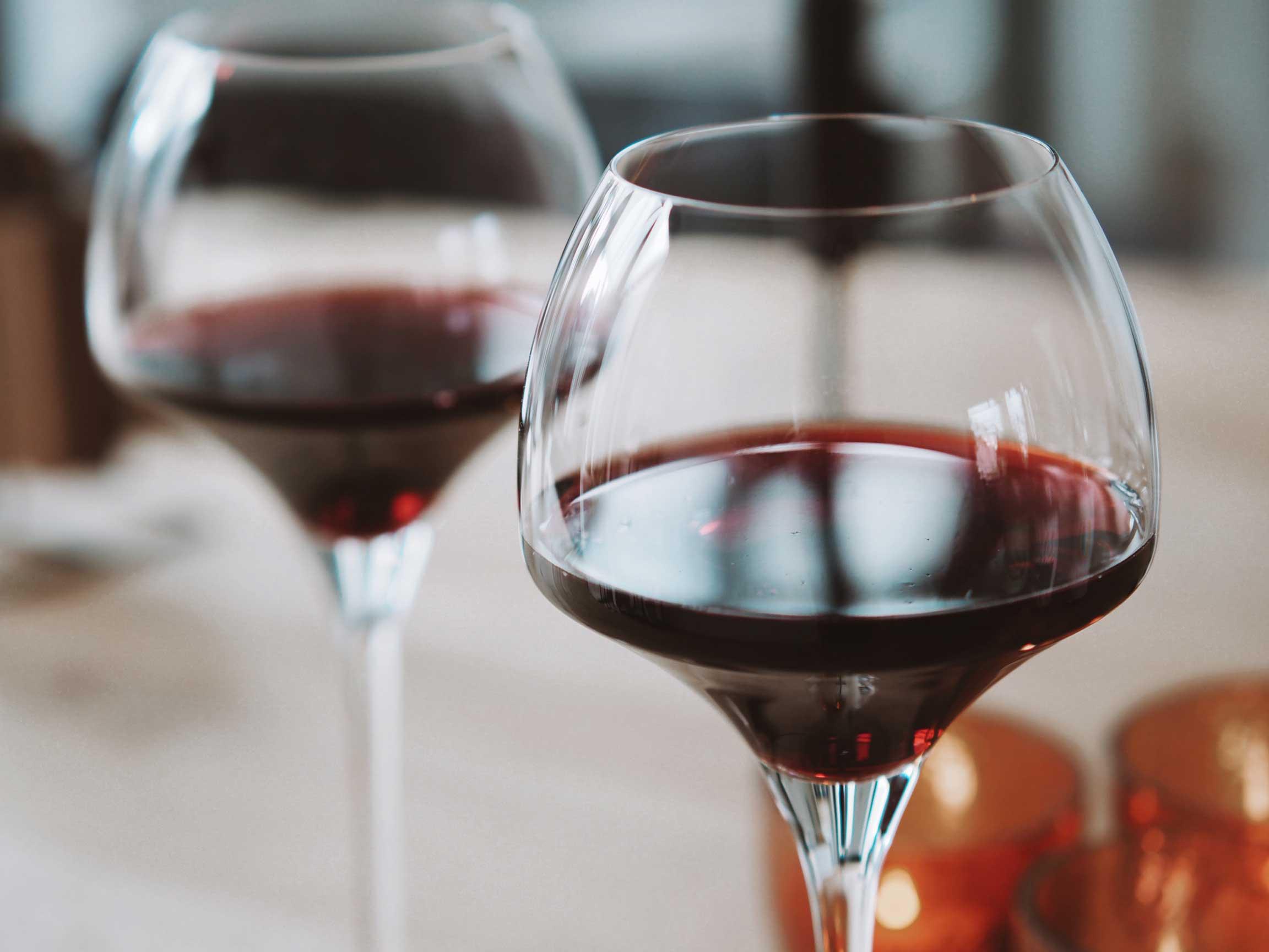 wijn leren drinken